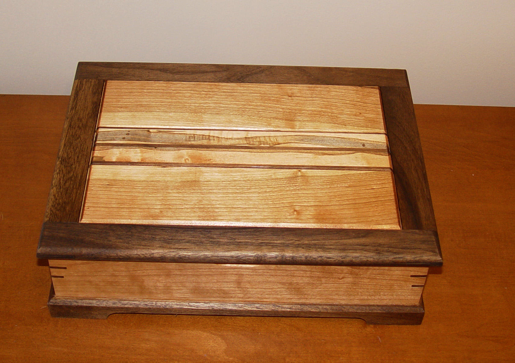 small wooden box plans
