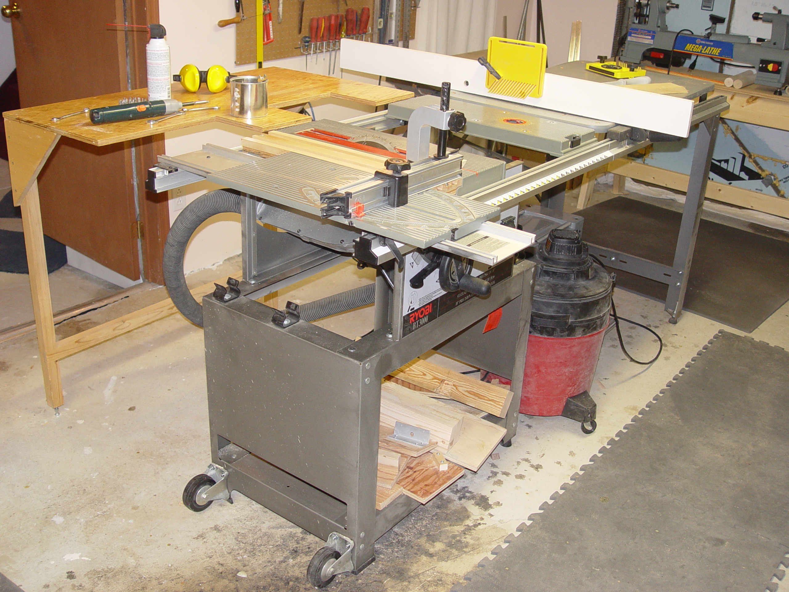 Jewel boxes of bradford products table saw the ryobi bt3000sx table saw has a greentooth