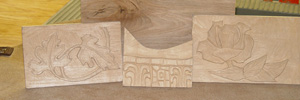 Relief Carvings - Small